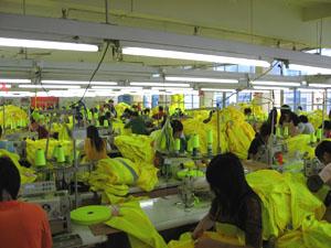 Fabrica veste reflectorizante