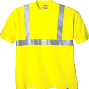 Tricou reflectorizant de siguranta