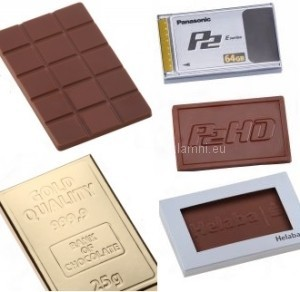 Ciocolate branduite