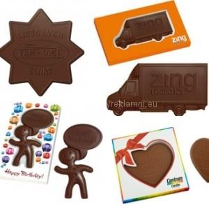 Ciocolate forme personalizate