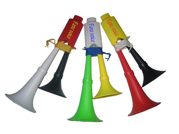 Goarne trompete suporteri