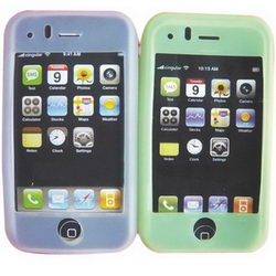 Huse telefon silicon personalizate iPhone