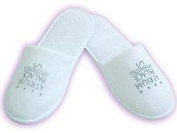 Papuci promotionali bumbac