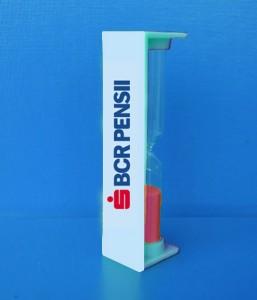 Clepsidre plastic personalizate