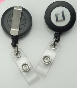 Retractabile plastic personalizate