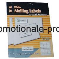 etichete corespondenta personalizate