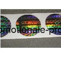 etichete laser holograma
