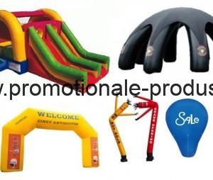 gonflabile promotionale mari