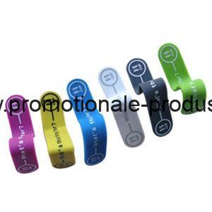 Clip silicon