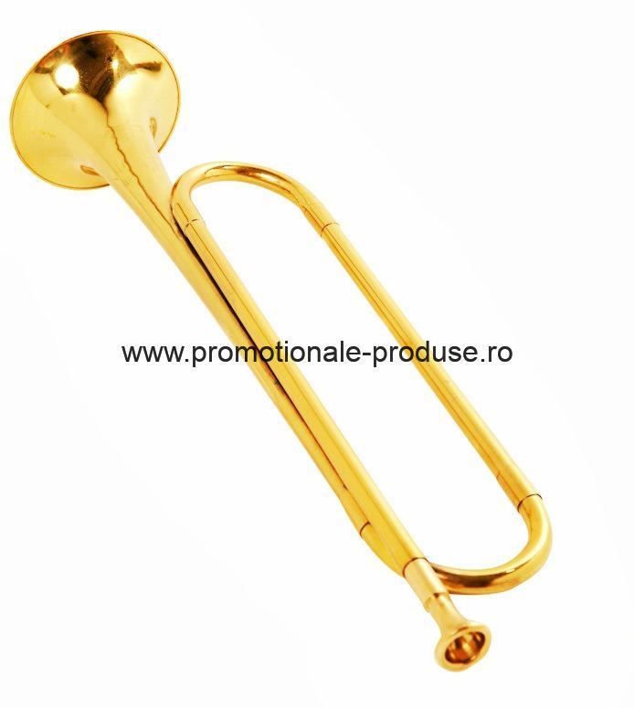 Trompete metalice corporate