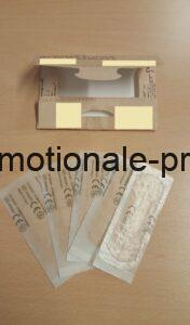 plasturi in cutie personalizata