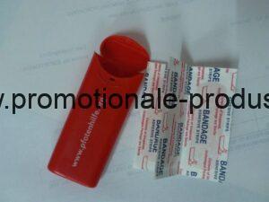 plasturi in cutii plastic personalizate