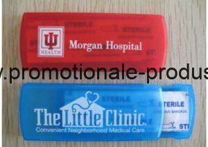 plasturi personalizati in cuti plastic