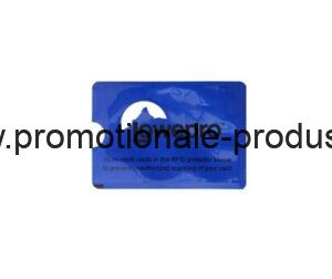 Huse protectie carduri promotionale