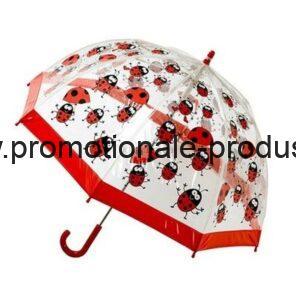 Umbrele de ploaie personalizate